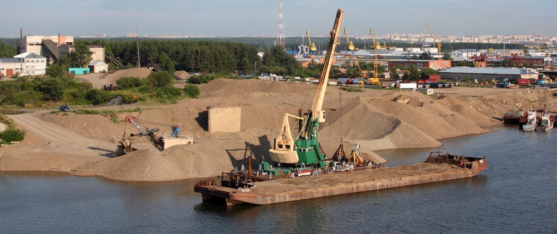 песок речной купить Киев