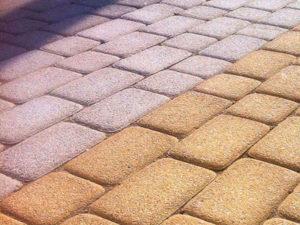 Как правильно выбрать тротуарную плитку. Вибропресованная тротуарная плитка
