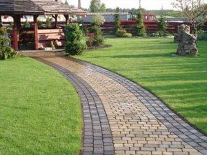 выбрать тротуарную плитку/ Тротуарная плитка или асфальт?
