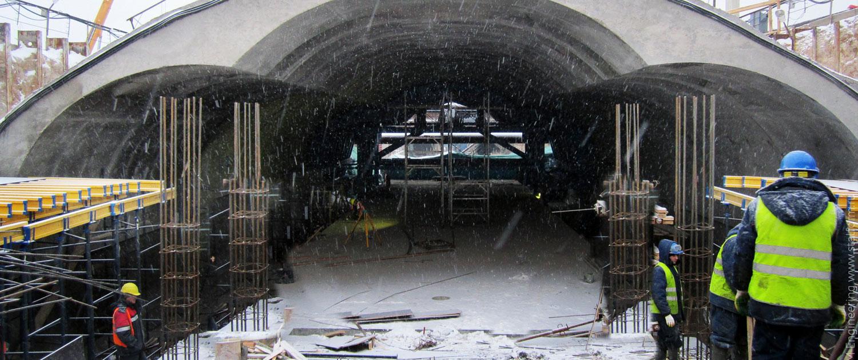 Бетон зимний купить в Киеве. Цена на морозостойкий бетон