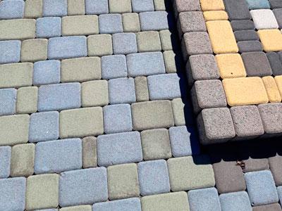Укладка тортуарной плитки Авеню
