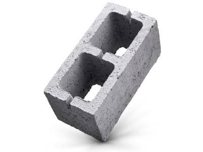 Вентиляционные блоки керамзитобетонные. Фото